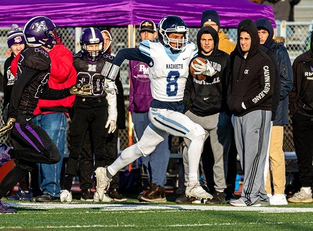 Nazareth Academy junior is considered Illinois No. 2 overall 2022 prospect.