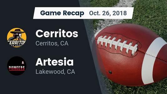 328c1acfe61 Football Game Preview  Artesia vs. Ramona