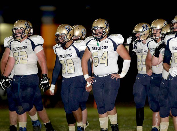 Mission Prep can likely secure a berth in a regional bowl if it can win this weekend.