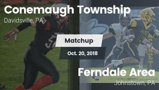 Football Game Recap: Ferndale vs. Conemaugh Township