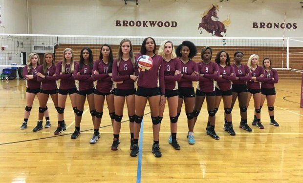 Georgia's Brookwood has 23 former volleyball and girls soccer players participating at the college level this fall.