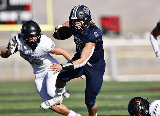 On top of throwing for more than 300 yards for the 11th time this season Friday against Lone Peak, Jaxson Dart rushed for more than 100 yards for the sixth time.