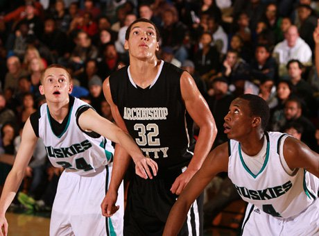 Aaron Gordon got sentimental when talking about his final two practices at Mitty. He has one more game to play, and it's a huge one.