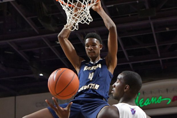 Evan Mobley and Rancho Christian have now knocked off teams from six different states this season with Friday's night's victory over Memphis East.