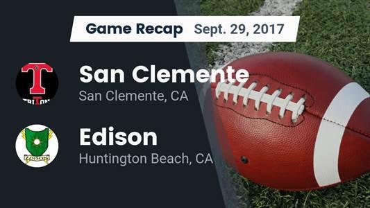 Football Game Preview: Oaks Christian vs. Edison