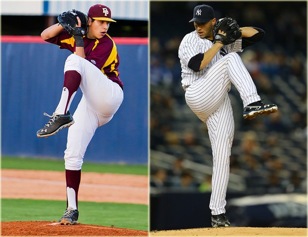 Deer Park's Josh Pettitte has clearly learned from his father, Andy, and success has followed.
