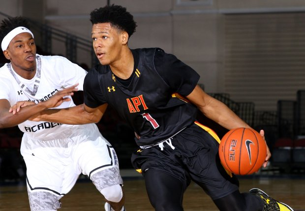 a629f2e8a5c Nation s top-rated point guard Trevon Duval transfers to IMG Academy ...
