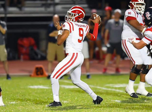 Bryce Young, Mater Dei