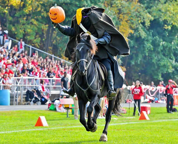 Image result for sleepy hollow high school