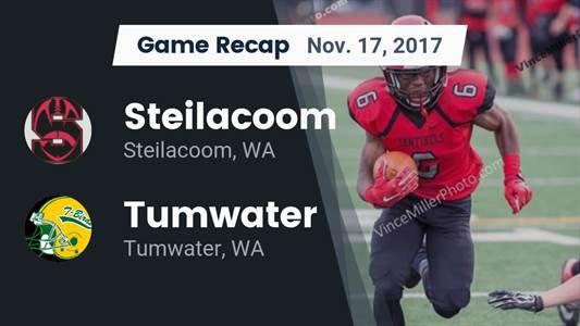 Football Game Recap: Tumwater vs. Hockinson