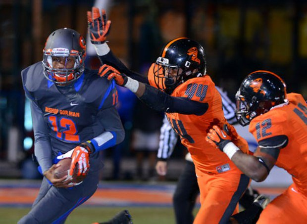 Washington kept its top spot in the Xcellent 25 and knocked out the Gaels by wrangling Bishop Gorman on Friday.