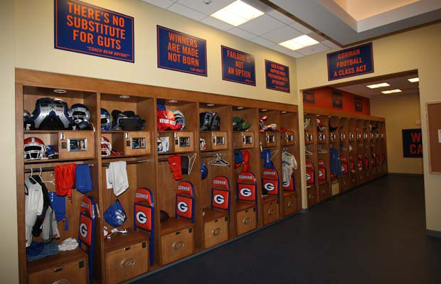 Spectacular facility at Bishop Gorman High School draws ...