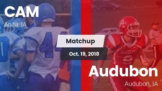 Football Game Recap: CAM vs. Audubon