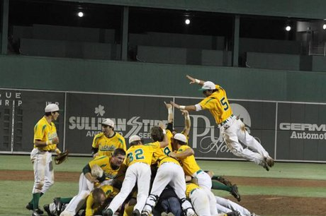 Pensacola Catholic celebrated a Florida state title, and it's likely going to be a national title.