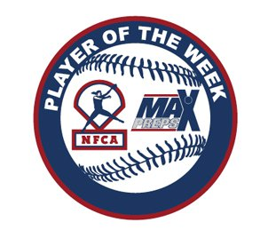 NFCA Players of the Week for April 18-24, 2016