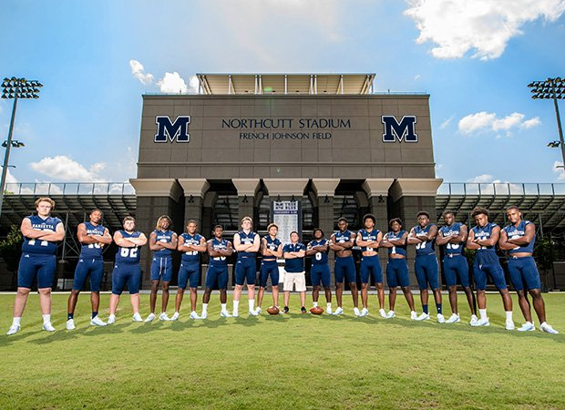Marietta is loaded with playmakers.