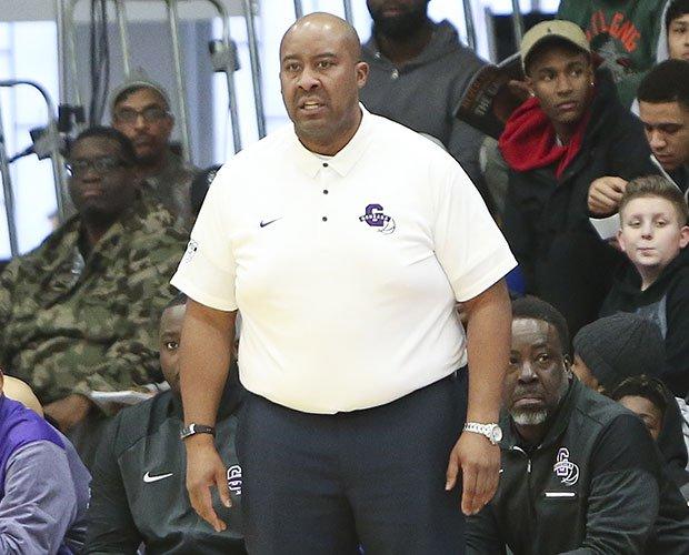 Head coach Steve Turner
