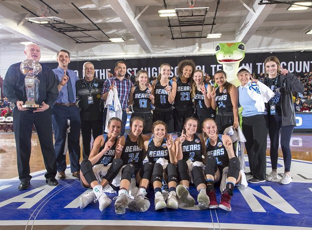 Spokane Valley's Central Valley girls basketball team won not only the Washington state title, but was also named the MaxPreps National Champion in 2018.