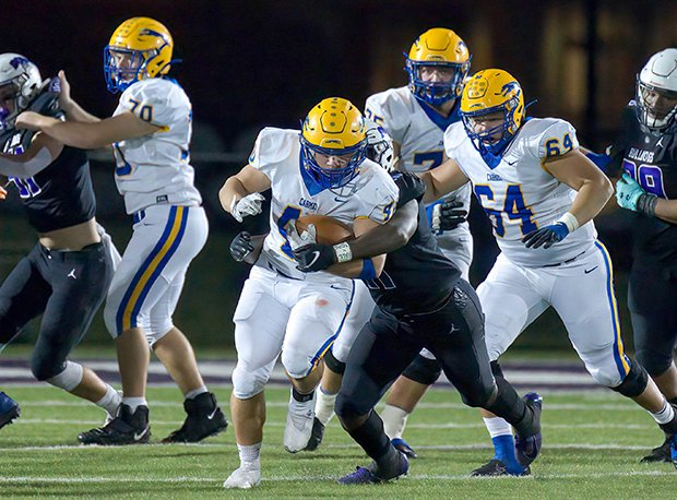 Carmel beat Brownsburg 21-7 in the IHSAA Class 6A sectional finals last week to advance in the Indiana postseason.