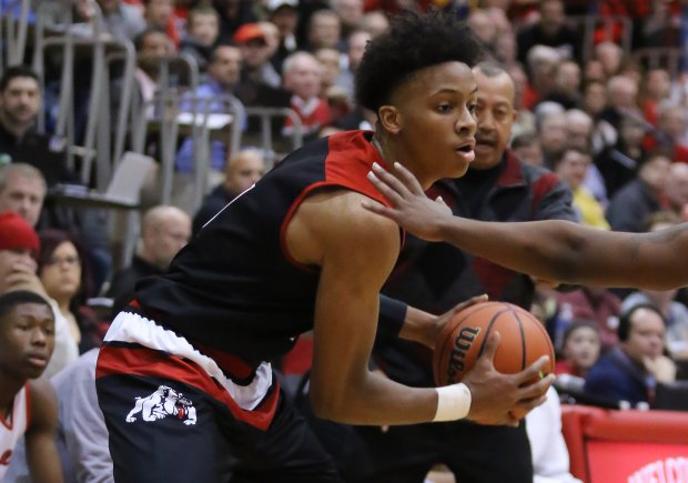 New Albany (Ind.) is 77-8 in Romeo Langford's three seasons in the program.