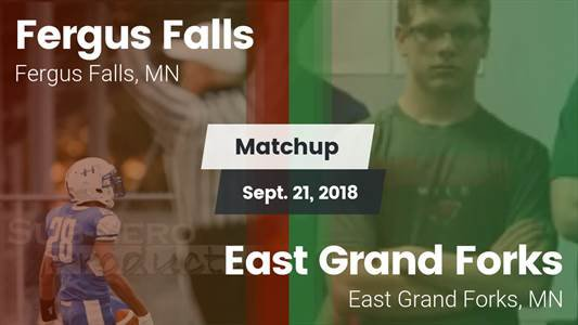 Football Game Recap: East Grand Forks vs. Fergus Falls