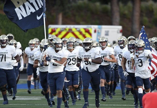 St. John Bosco has a loaded schedule lined up for the 2021 season.