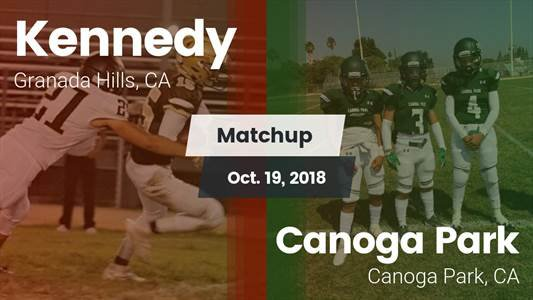 Football Game Recap: Kennedy vs. Canoga Park