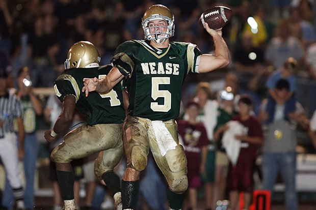 Can Nease legend Tim Tebow lift Florida to the top in the battle of high school football hotbeds?