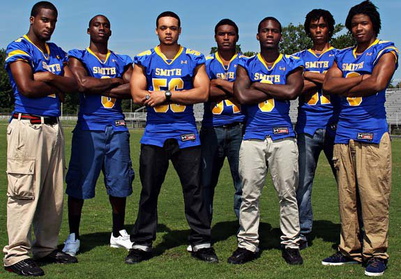 Oscar Smith will be tested right from the get-go this season, as it has No. 13 Byrnes to begin the season. The Tigers are fighting to show that Virginia deserves a share of the national spotlight.