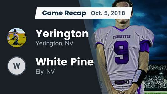 Football Game Preview: White Pine vs. Incline