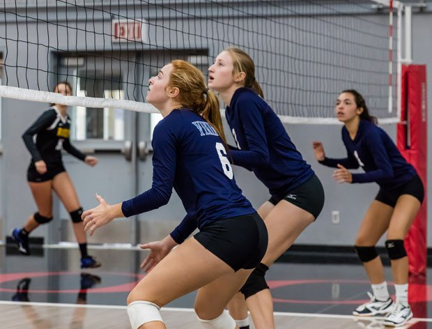 Pleasant Valley's Kayla Joyce was named to the MaxPreps Medium Schools volleyball third team.