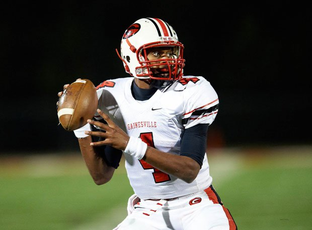 Deshaun Watson accounted for 17,134 yards and 218 touchdowns in his high school career at Gainesville (Ga.).