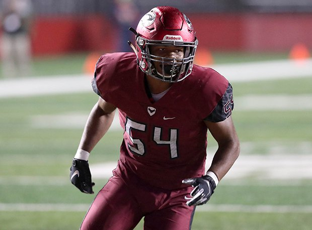 St. Joseph's linebacker Jeremiah Trotter Jr. is headed to Clemson.