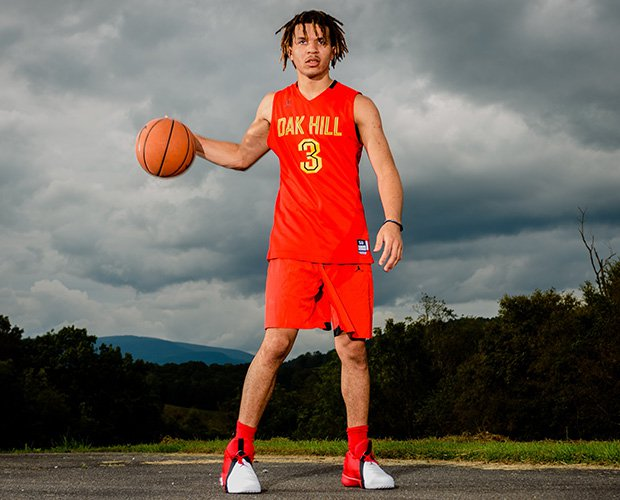 Guard Cole Anthony