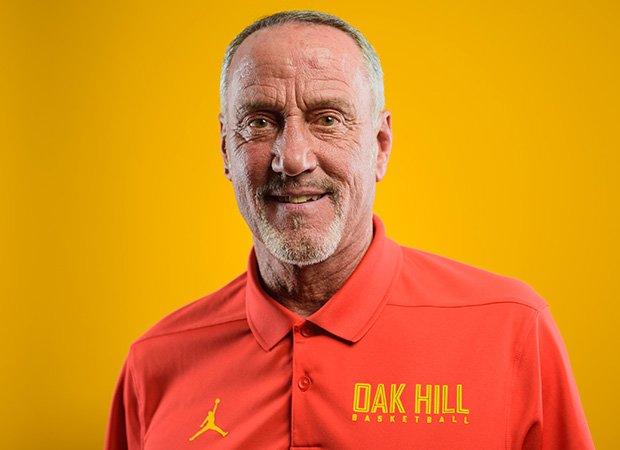 Head coach Steve Smith