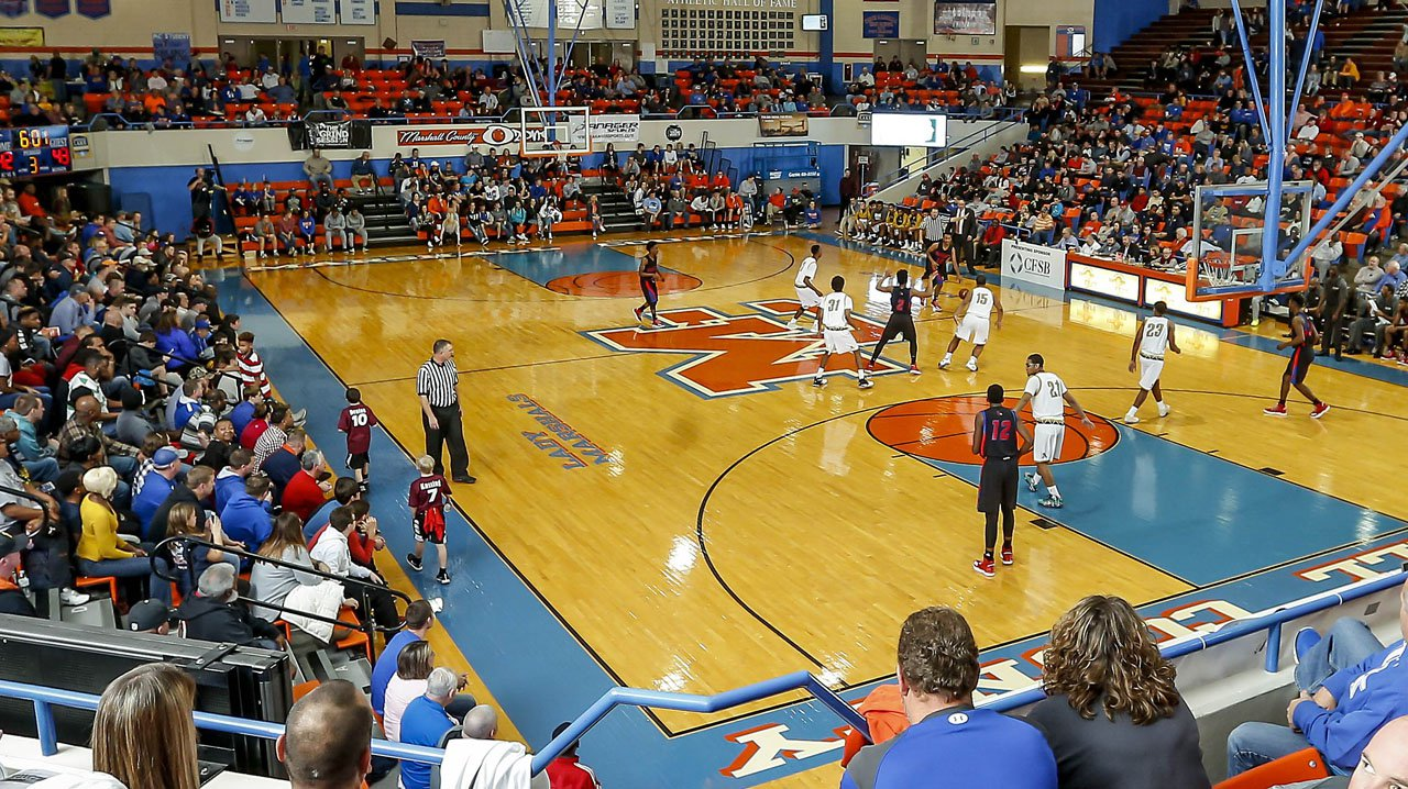 Reed Conder Gymnasium, Marshall County