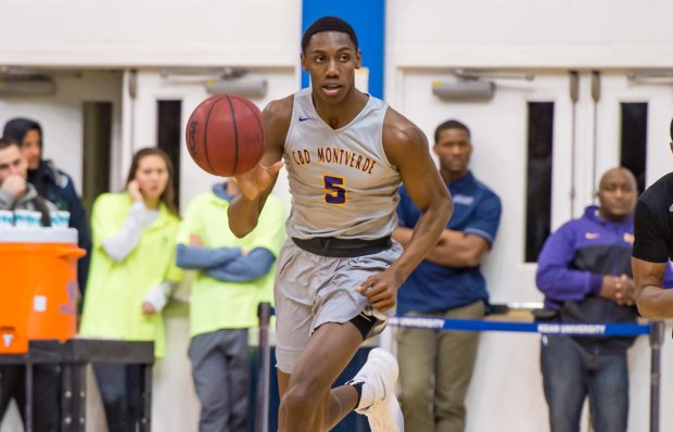 Sophomore R.J. Barrett of Montverde Academy has been tough to stop at Dick's Nationals, leading the Eagles to the final.