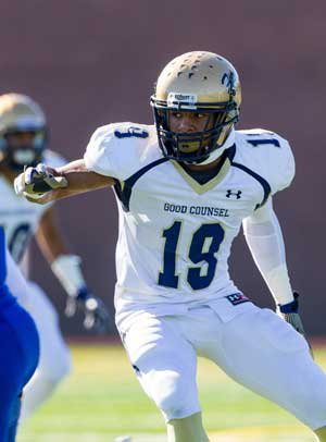 Keandre Jones, Our Lady of Good Counsel