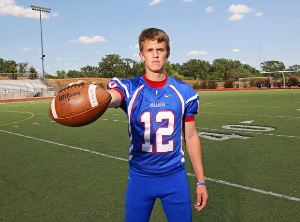 Jake Browning once again set California afire, and this season the Folsom gunslinger is the National Junior of the Year.