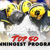Top 50 all-time winningest high school football programs