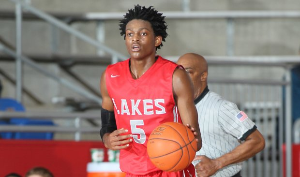 De'Aaron Fox, Cypress Lakes (Katy, Texas)