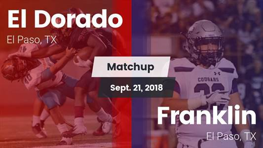 Football Game Recap: Franklin vs. El Dorado