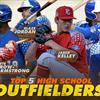 MLB Draft: Top 5 high school outfield prospects  thumbnail