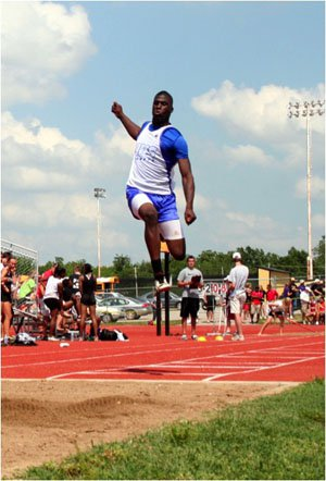 Green-Beckham is also a track and field standout.