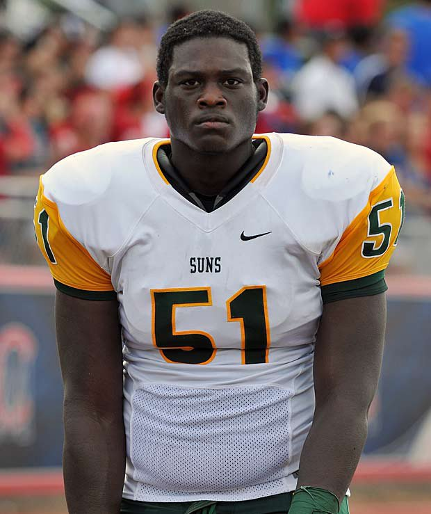 Maquedius Bain was selected to play in the Under Armour All-American game.