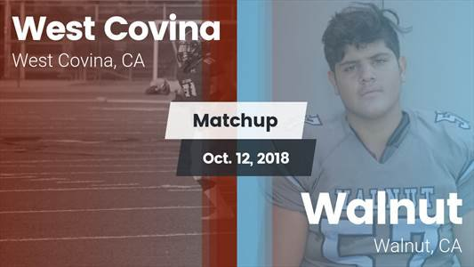 West Covina High School (CA) Football | MaxPreps