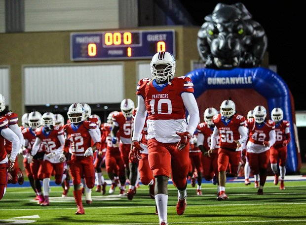 Duncanville remains No. 3 after its 59-0 win over Richardson.