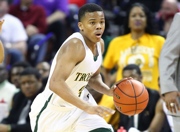 Star guard Admon Gilder led Madison to a 31-3 record and the Texas Class 3A state title.