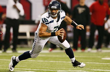 Russell Wilson of the Seattle Seahawks went to Collegiate High (Richmond).