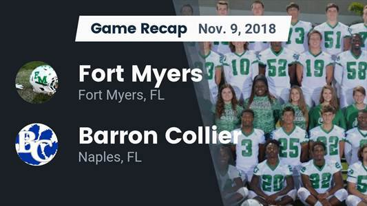 Barron Collier High School (Naples, FL) JV Football